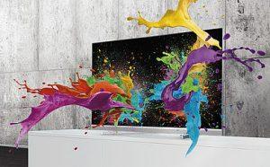Grundig 3D Fernseher Farben