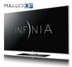 Bild: LG 3D Fernseher (via lg.com)