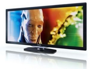 Bild: Philips 3D TV (via philips.de)