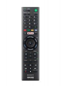 Sony KD65S8005CBAEP Fernbedienung mit Netflixknopf