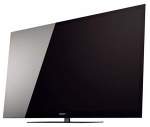 Bild: Sony-NX715-3D-Fernseher
