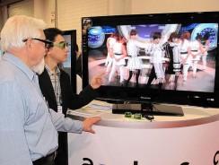 3D-Fernseher mit Internet stark gefragt